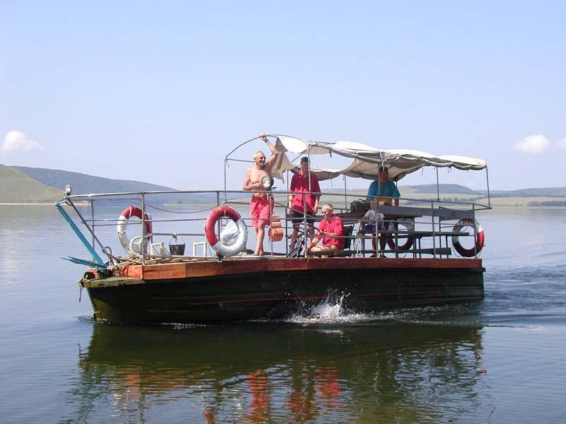 Рекреаційно-туристичні можливості на воді